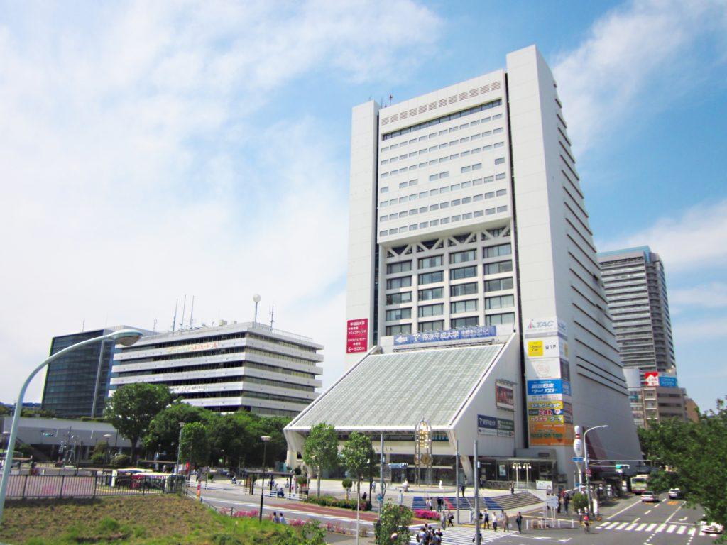 JR中央線中野駅